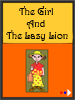 Audio Book: 'The Girl and the Lazy Lion'